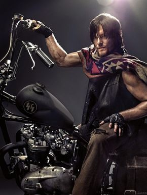Daryl Dixon Walking Dead Images Walking Dead Wallpaper