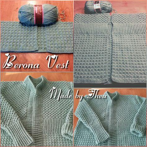 Berona Vest Kleding