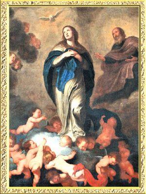 Oraciones A La Virgen Oracion A La Inmaculada Concepcion De La Virgen Ma Inmaculada Inmaculada Concepcion De Maria Inmaculada Concepción De La Virgen María