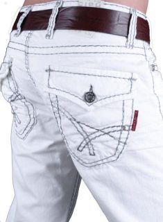 CIPO & BAXX Jeans C 865 Designer Trend Hose BRANDNEU | cool