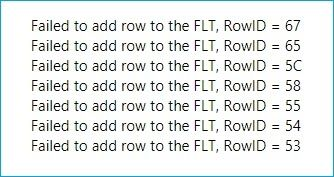 How To Fix Outlook Pst Failed To Add Row To The Flt Error Fails