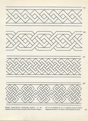 Entrelacs Celtiques 9 Islamic Art Pattern Islamic Art Islamic Patterns