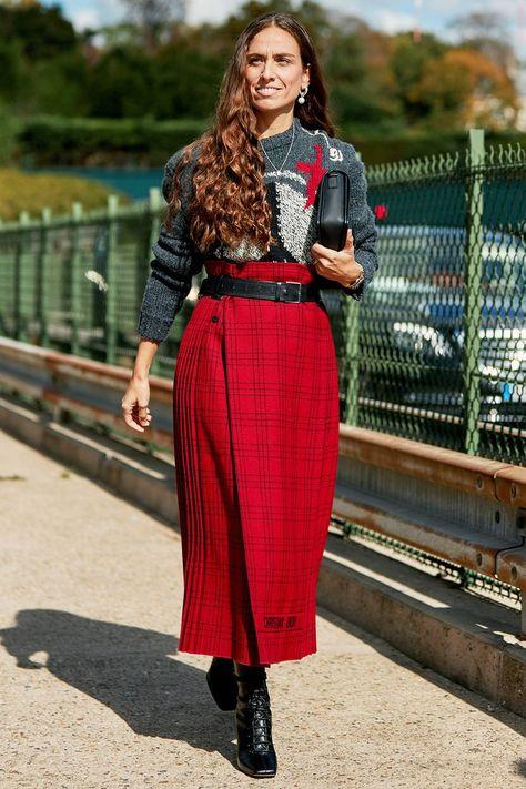 Paris Fashion Week Street Style October 2018 | Who What Wear UK