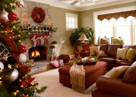 image result for grey room with red christmas decorations xmas rh pinterest com