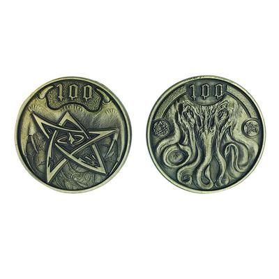 Norse Foundry Rpg D20 Adventure Coins 100 Gold Piece Set Of 10 Dwarven Style Norse foundry, the brand that stands for experience and quality. luoghi invisibili