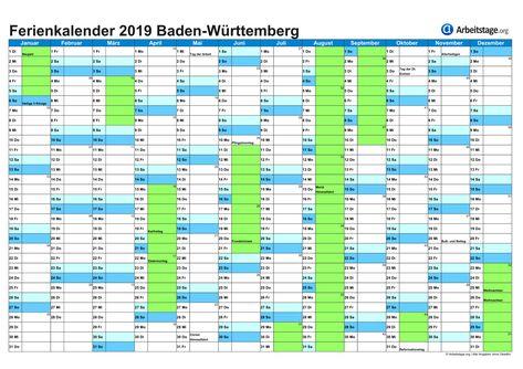 Sommerferien 2020 baden württemberg