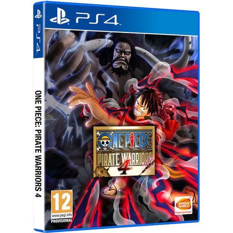 Bandai Namco One Piece Pirate Warriors 4 Ps4 En 2020