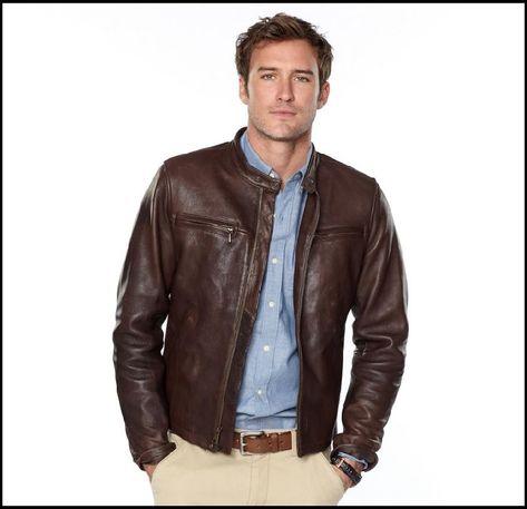 varios diseños gran colección colores y llamativos Resultado de imagen de combinar chaqueta cuero marron hombre ...
