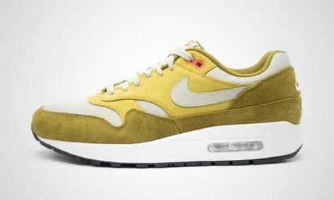 purchase cheap ae5bd 2b6fb Nike Air Max 1 Premium Retro Green Curry 908366-300 - ανδρικά sneakers -  ανδρικά παπούτσια - sneakers - αθλητικά παπούτσια