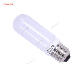 Modeling Lamp 150w Flash Tube Light Bulb Studio Flashlight Warm Yellow Lighting Effect Photographic Accessories Props Cd50 T10 Light Bulb Tube Light Flashlight