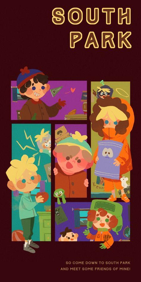 Южный Парк   South Park   18+