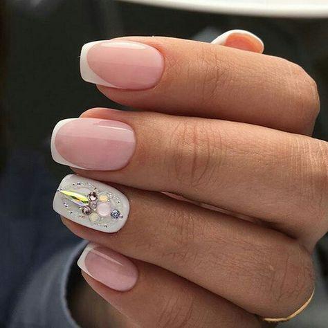 Идеи Маникюра На Короткие Ногти Геометрия