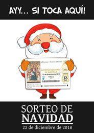 Dibujos De Loteria De Navidad.Cartel Para Loteria De Navidad Navidad Loteria Navidad