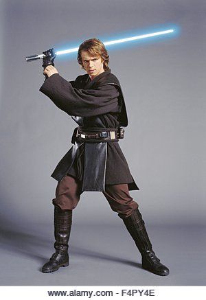 Anakin Skywalker Revenge Of The Sith Stock Photos Anakin Skywalker Revenge Of The Sith Stock Images Alam Star Wars Jedi Star Wars Costumes Star Wars Anakin