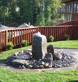 The Stone Solution                                                 Landscape Solutions, LLC | License #7429       Tigard, Oregon | 503-970-7877       info@landscapesolutionsoregon.com