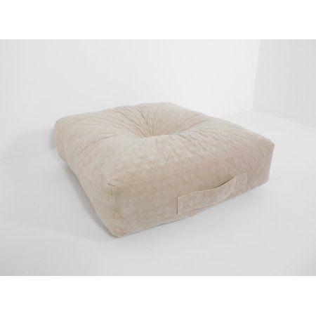 61544d3f4f7fadbb16bea7b1bb0c097a - Better Homes & Gardens Everly Velvet Box Floor Cushion