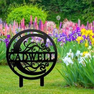 Personalized Garden Google Search Custom Yard Signs Garden
