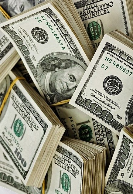 Many bundle of US 100 dollars bank notes in 2020 | Money images, Money  pictures, Money stacks