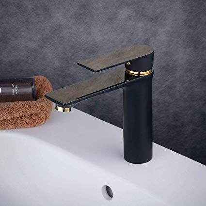 Pfister Pfirst Modern Single Hole Single Handle Bathroom Faucet In