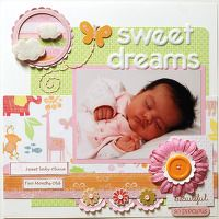 A Project by Suzanne Sergi from our Scrapbooking Gallery originally submitted 07/09/09 at 12:12 PM