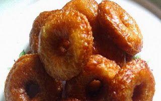 Resep Kue Cincin Tepung Beras Dengan Siraman Gula Merah Khas Betawi Simak Resep Cara Membuat Kue Cincin Http Www Infooresep Com 2016 Makanan Kue Resep Kue