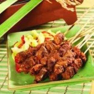 Resep Sate Bumbu Rempah Resep Masakan Indonesia Rempah Masakan