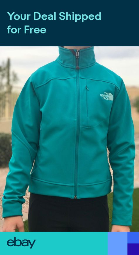 The North Face Womens Caroleena Soft Shell Jacket size 2XL