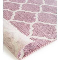 Benuta Viskoseteppich Yuma Rosa 240x320 Cm Vintage Teppich Im Used Look Benuta In 2020 Vintage Teppiche Vintage Carpet Teppich Altrosa