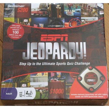 Espn Jeopardy Sports Quiz Games For Kids Online Shopping Canada