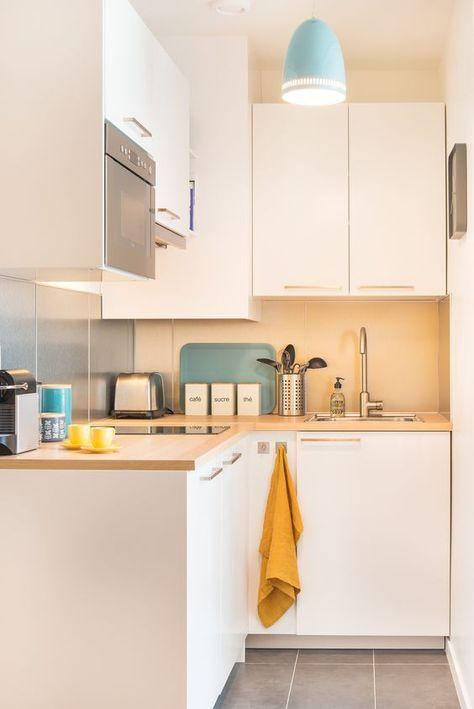 21 Idees Pour Decorer Un Petit Appartement Reperees Sur Pinterest