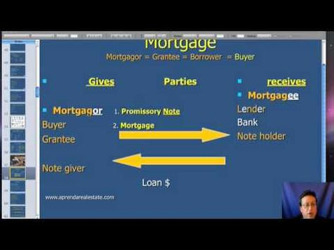 Promissory Note \ Mortgage Concepts notes Pinterest Test - promissory note parties