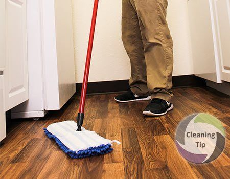 How To Clean Kitchen Floors Clean Kitchen Clean Kitchen Floor Kitchen Flooring
