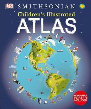 PDF DOWNLOAD] Children's Illustrated Atlas by Andrew Brooks Free