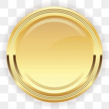 Gold Circle Png Dan Vektor Circle Clipart Circle Infographic Gold Clipart