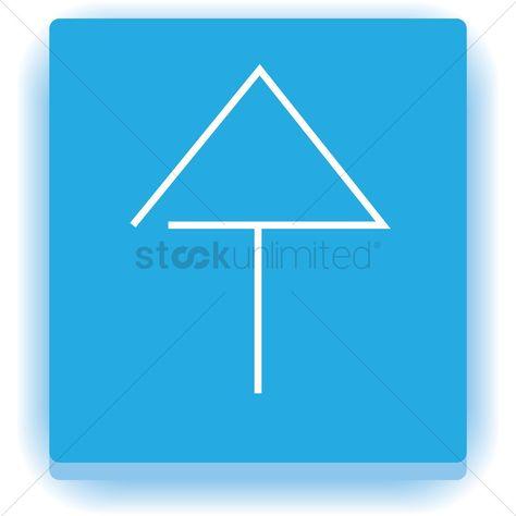 Arrow button vector illustration , #Ad, #button, #Arrow, #illustration, #vector #affiliate