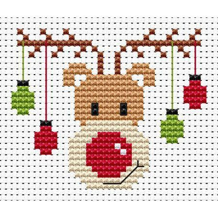 Thrilling Designing Your Own Cross Stitch Embroidery Patterns Ideas. Exhilarating Designing Your Own Cross Stitch Embroidery Patterns Ideas. Cross Stitch Christmas Cards, Xmas Cross Stitch, Cross Stitch Cards, Simple Cross Stitch, Cross Stitch Kits, Cross Stitch Designs, Cross Stitching, Cross Stitch Embroidery, Embroidery Patterns