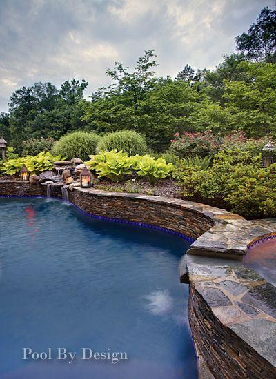 Charlotte Pool Builder And Landscaper | Pool By Design | NC Design ...