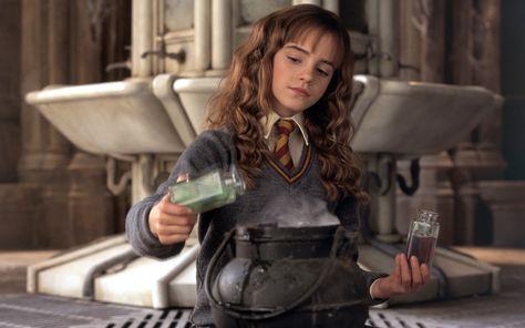 HD wallpaper: Harry Potter, Hermione Granger, Emma Watson