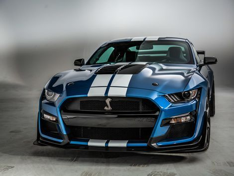 2020 Ford Mustang Shelby Gt500 Is A Friendlier Brawler In 2020 Ford Mustang Shelby Gt500 Mustang Shelby Shelby Gt500