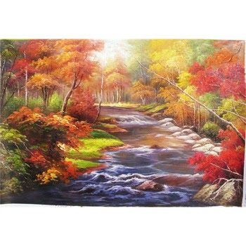 Wow 30 Lukisan Pemandangan Alam Yang Indah Dan Mudah Lukisan Pemandangan Alam Merupakan Salah Satu Anugerah Terbesar Yang Alam Yang Indah Lukisan Pemandangan