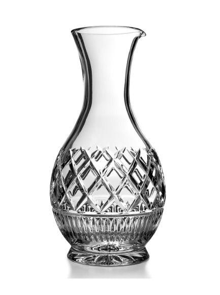 Waterford Eastbridge Crystal Beverage Carafe Waterford Waterford Crystal Vase Wine Crystal Waterford Crystal Lismore