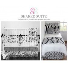 Sibling Shared Suite Nursery Toddler Matching Coordinating Bedroom Sets Baby