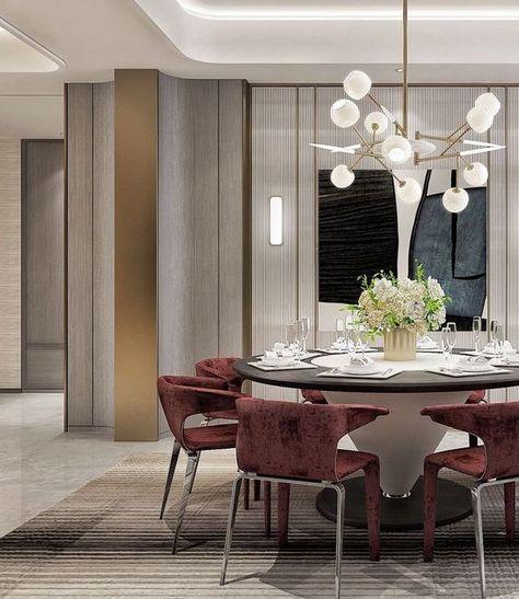 Tables De Cuisine Rondes Pour Cuisines Modernes En 2020 Table