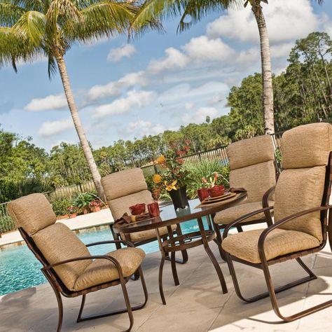 616f6710b08e7a7813a91f520ea8f610 patio dining sets cushions