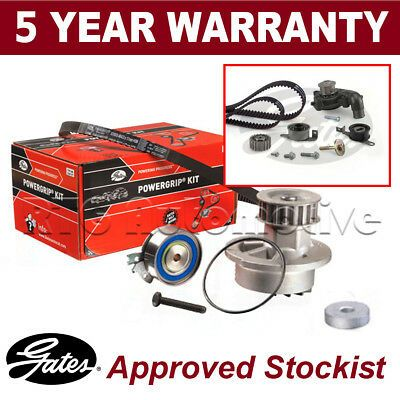 Details About Gates Timing Cam Belt Water Pump Kit For Citroen