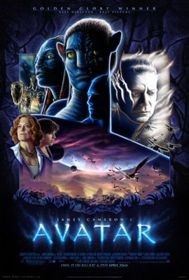 Movie Posters Avatar Poster Poster Artwork Avatar Movie