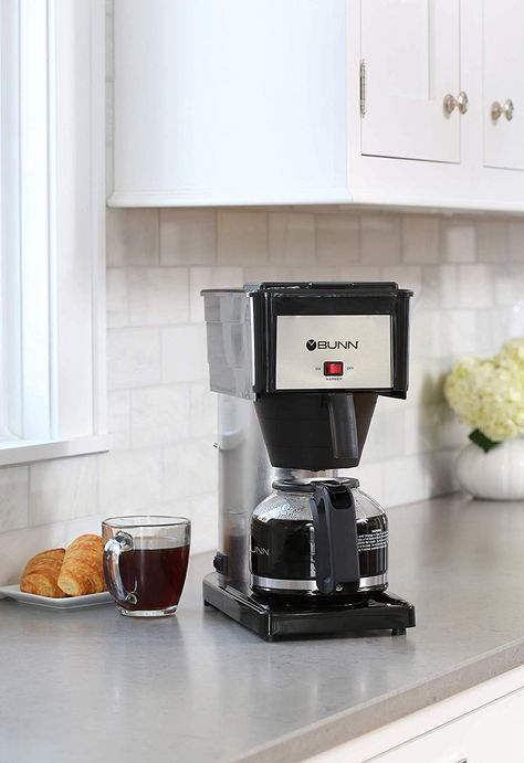 Amazon Com Bunn 44900 0000 Bx B Coffee Maker Black Drip