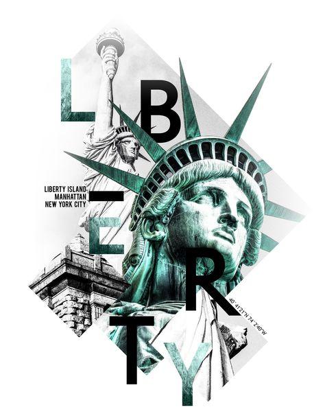 Liberty #art #design #designinspiration #newyorkcity #statues #design
