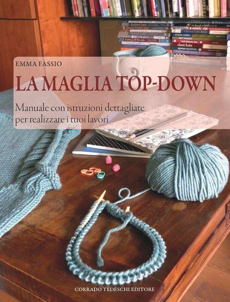 List Of Pinterest Maglia Top Down Italiano Uncinetto Pictures