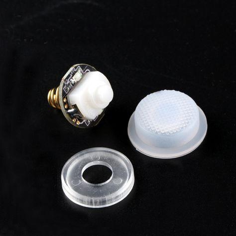 Convoy S2//S2+//M1//C8 Flashlight Mini Body Clip Flashlight Accessories